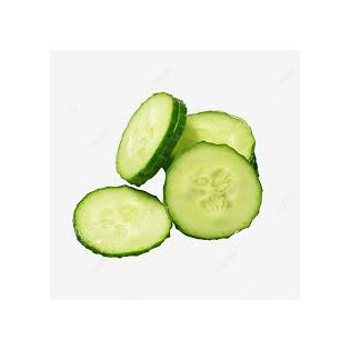 Pepino ensalada rodela (kilo)