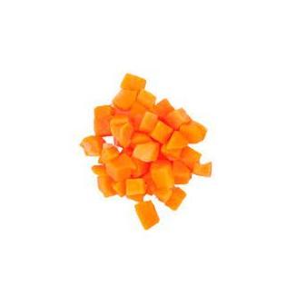 Zanahoria cubo (kilo)